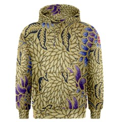 Traditional Art Batik Pattern Men s Pullover Hoodie by BangZart
