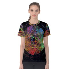 The Art Links Pi Women s Cotton Tee by BangZart