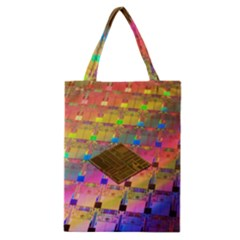 Technology Circuit Pentium Die Classic Tote Bag by BangZart