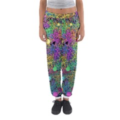 Starbursts Biploar Spring Colors Nature Women s Jogger Sweatpants by BangZart