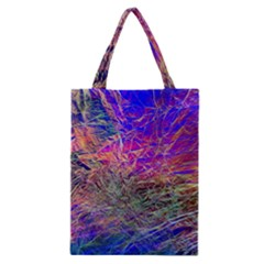 Poetic Cosmos Of The Breath Classic Tote Bag by BangZart