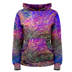 Poetic Cosmos Of The Breath Women s Pullover Hoodie by BangZart