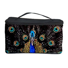 Peacock Cosmetic Storage Case by BangZart