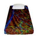 Neurobiology Fitted Sheet (Single Size) View1