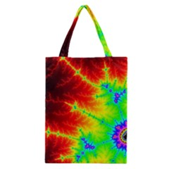 Misc Fractals Classic Tote Bag by BangZart