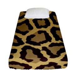 Leopard Fitted Sheet (single Size)
