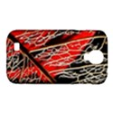 Leaf Pattern Samsung Galaxy S4 Classic Hardshell Case (PC+Silicone) View1