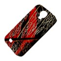 Leaf Pattern Samsung Galaxy S4 Classic Hardshell Case (PC+Silicone) View4