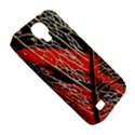 Leaf Pattern Samsung Galaxy S4 Classic Hardshell Case (PC+Silicone) View5