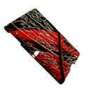Leaf Pattern Samsung Galaxy Tab S (10.5 ) Hardshell Case  View5