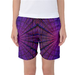 Matrix Women s Basketball Shorts by BangZart