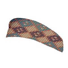 Knitted Pattern Stretchable Headband by BangZart