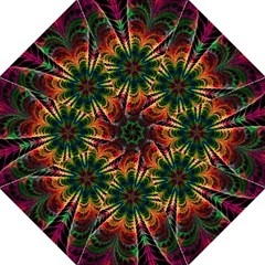 Kaleidoscope Patterns Colors Folding Umbrellas by BangZart