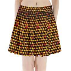 Fond 3d Pleated Mini Skirt
