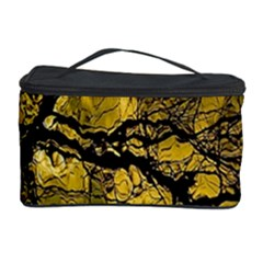 Colorful The Beautiful Of Traditional Art Indonesian Batik Pattern Cosmetic Storage Case by BangZart