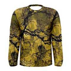 Colorful The Beautiful Of Traditional Art Indonesian Batik Pattern Men s Long Sleeve Tee