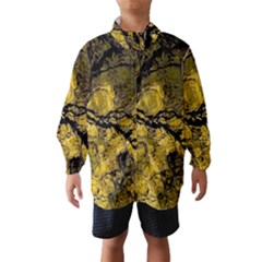 Colorful The Beautiful Of Traditional Art Indonesian Batik Pattern Wind Breaker (kids)