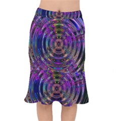 Color In The Round Mermaid Skirt