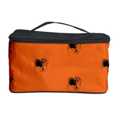 Funny Halloween   Spider Pattern Cosmetic Storage Case