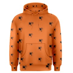 Funny Halloween   Spider Pattern Men s Pullover Hoodie