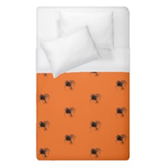 Funny Halloween   Spider Pattern Duvet Cover (Single Size)