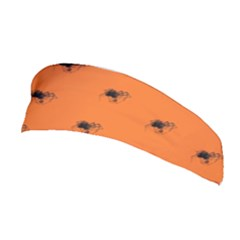 Funny Halloween   Spider Pattern Stretchable Headband