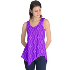 Decorative Seamless Pattern  Sleeveless Tunic