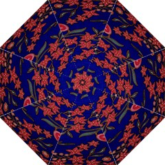 Batik  Fabric Straight Umbrellas by BangZart