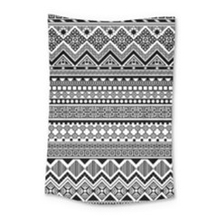 Aztec Pattern Design(1) Small Tapestry