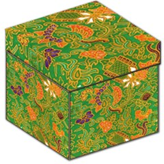 Art Batik The Traditional Fabric Storage Stool 12   by BangZart