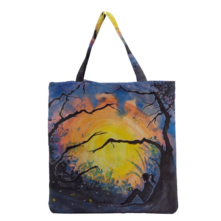 Soul Offering Grocery Tote Bag