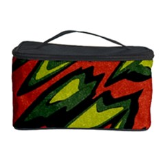 Distorted Shapes                           Cosmetic Storage Case by LalyLauraFLM
