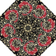 Art Batik Pattern Straight Umbrellas