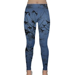 Crow Flock  Classic Yoga Leggings