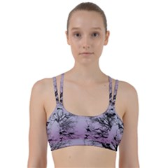 Crow Flock  Line Them Up Sports Bra