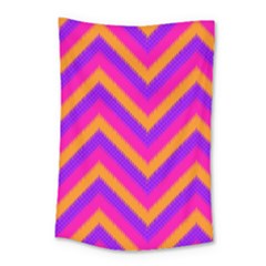 Chevron Small Tapestry by BangZart