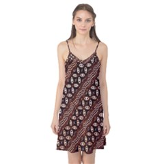Art Traditional Batik Pattern Camis Nightgown