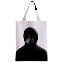 Gangsta Cat Classic Tote Bag