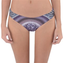 Spirit Of The Child Australian Aboriginal Art Reversible Hipster Bikini Bottoms