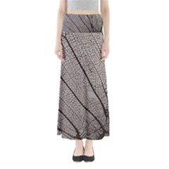 Sea Fan Coral Intricate Patterns Full Length Maxi Skirt by BangZart