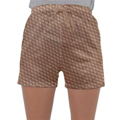 Tooling Patterns Sleepwear Shorts