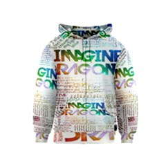 Imagine Dragons Quotes Kids  Zipper Hoodie