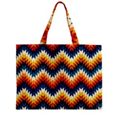 The Amazing Pattern Library Zipper Mini Tote Bag