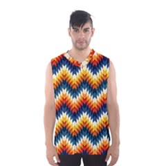 The Amazing Pattern Library Men s Basketball Tank Top