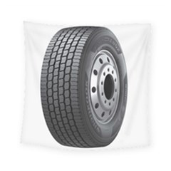 Tire Square Tapestry (small)