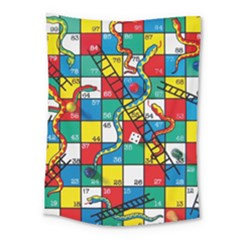 Snakes And Ladders Medium Tapestry