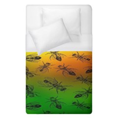 Insect Pattern Duvet Cover (single Size) by BangZart