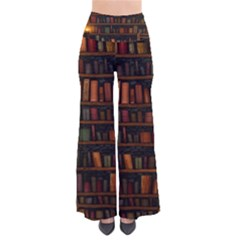 Books Library Pants