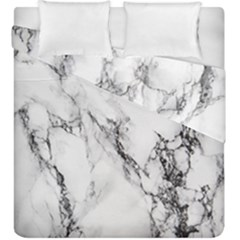 Marble Pattern Duvet Cover Double Side (king Size)