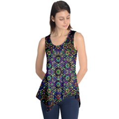 The Flower Of Life Sleeveless Tunic